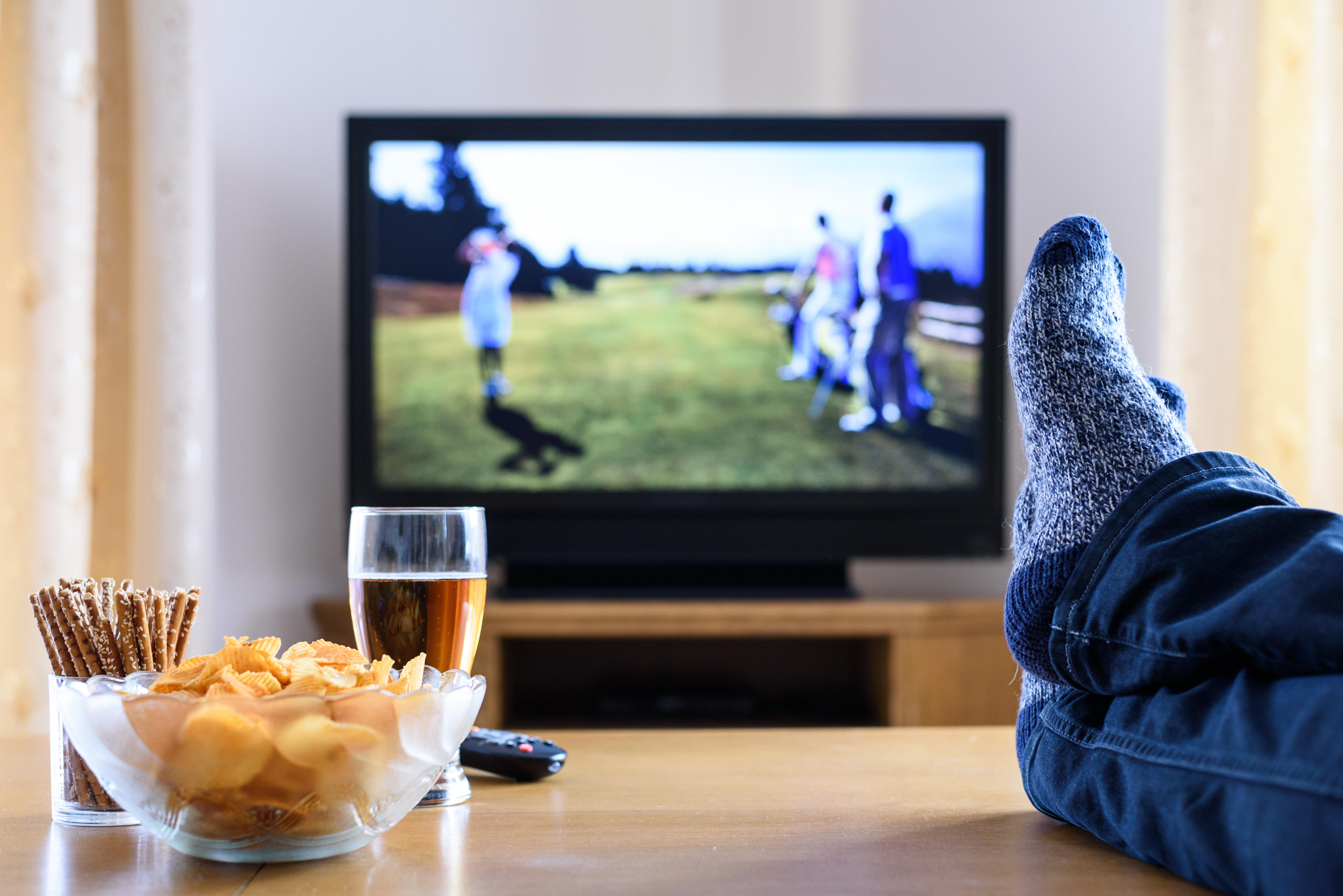 Here's how to turn your spare room into a man cave and save