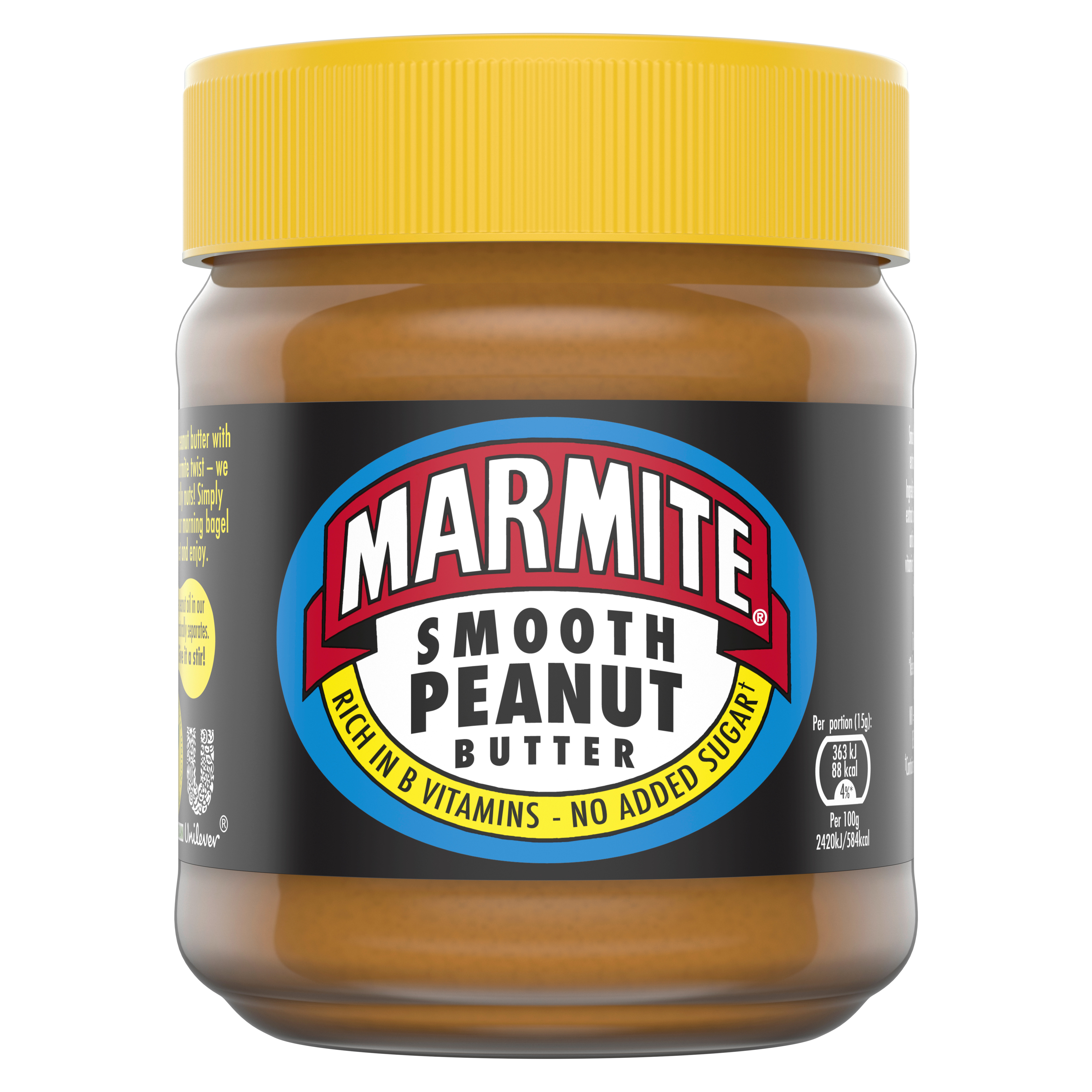 Marmite has combined salty spread with peanut butter