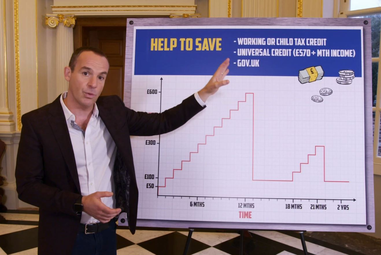 Martin Lewis has explained how millions of Brits can get 50 per cent interest on their savings