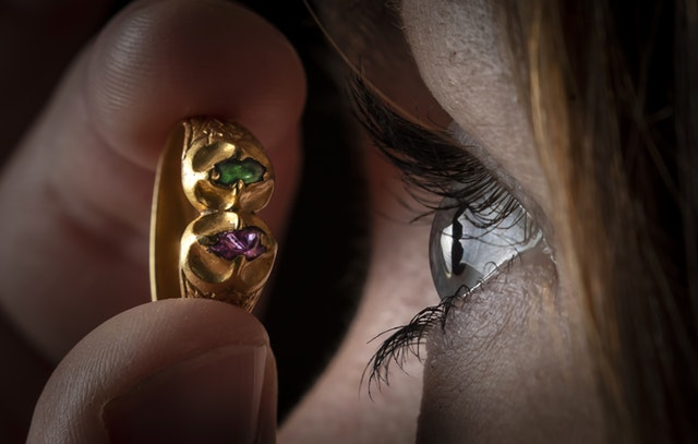The ring is believed to have been a 'love token' owned by someone wealthy (Danny Lawson/PA)
