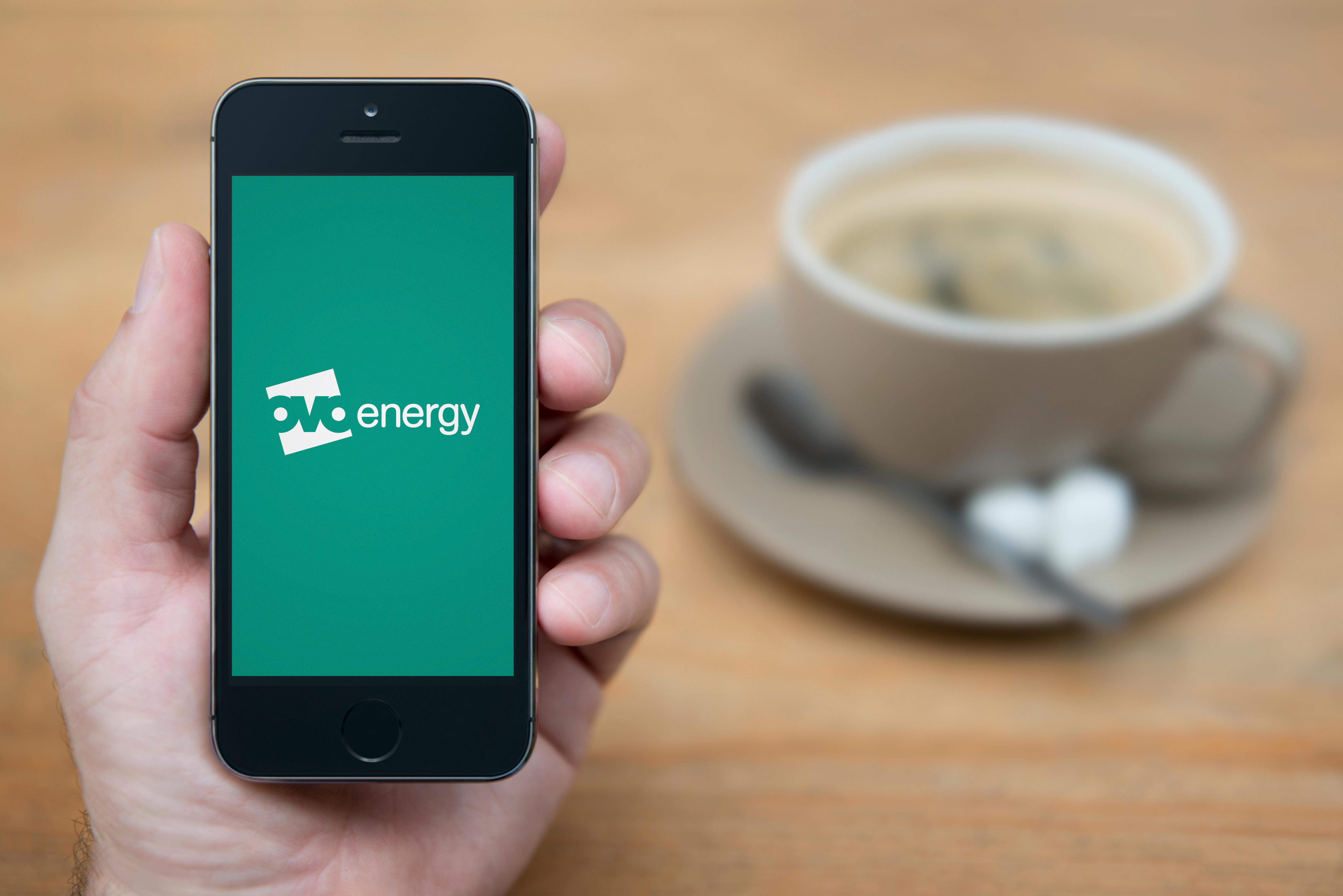 OVO Energy has been ordered to pay £8.9million to Ofgem after it overcharged customers