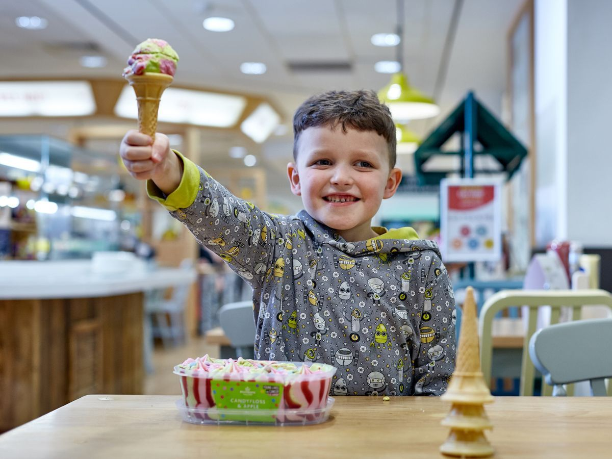 Morrisons will help you give to children's cancer charity Clic Sargent without spending a penny extra