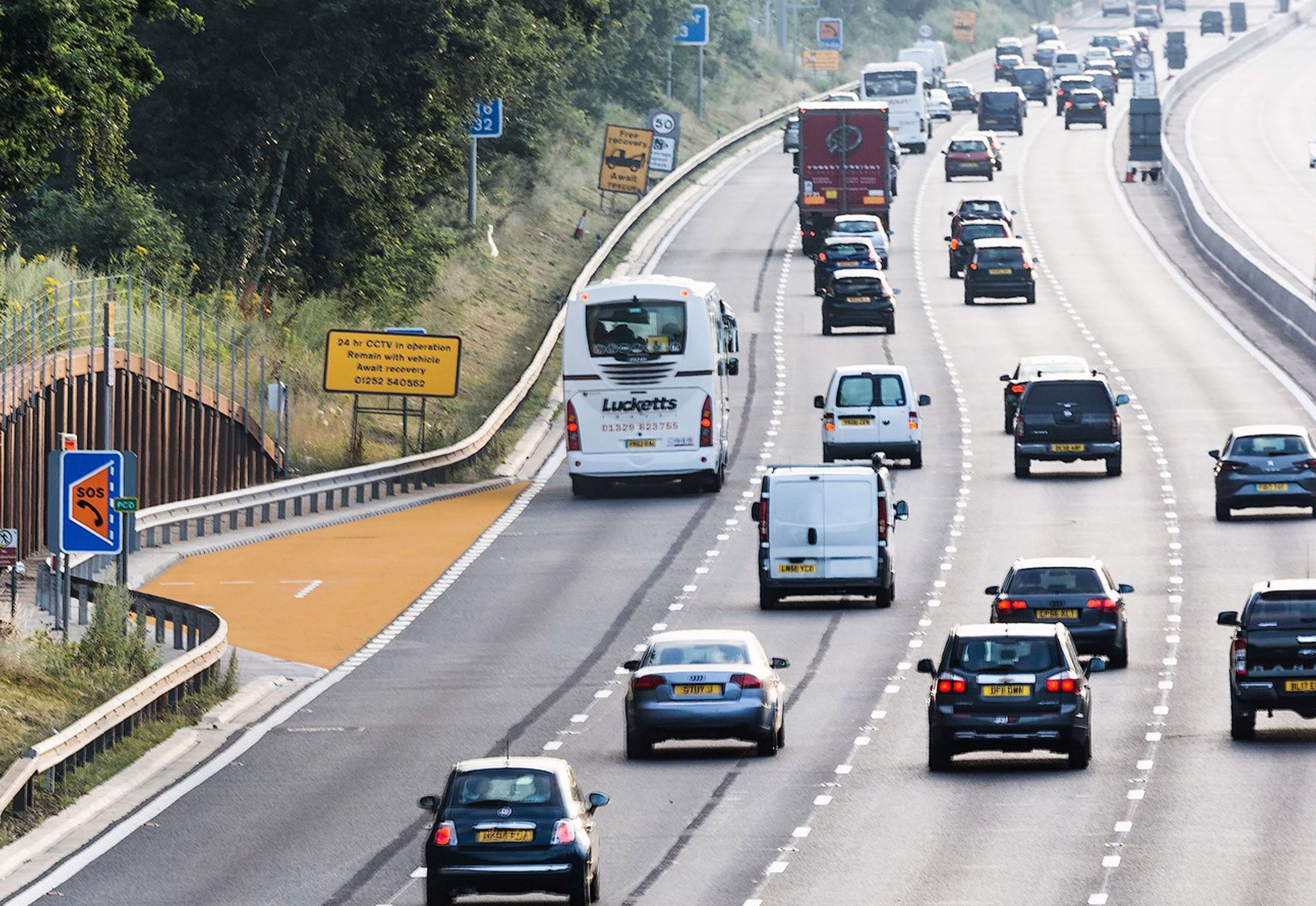 Road bosses could face criminal charges over 'smart' motorway deaths