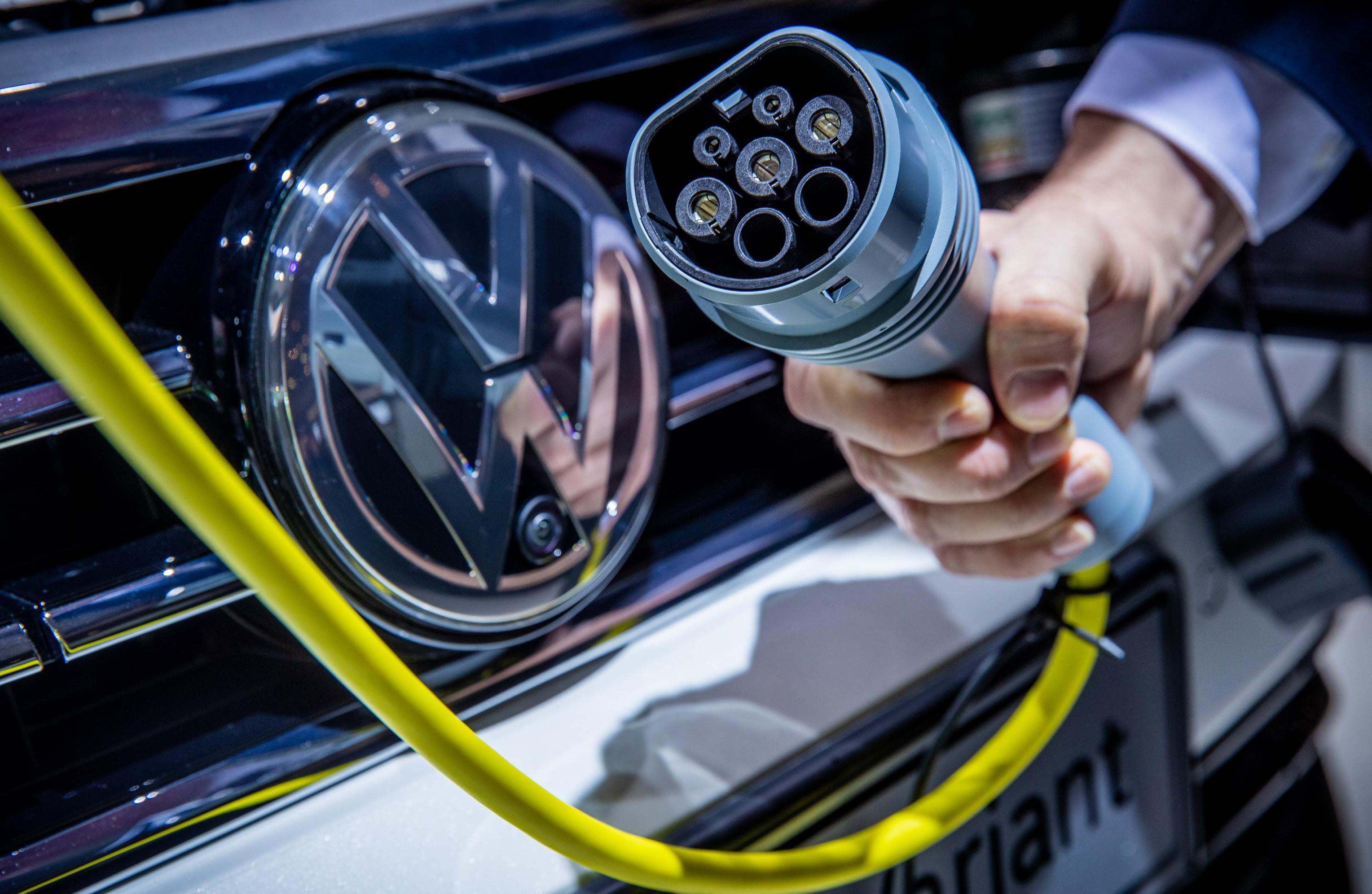 The cost of charging an electric car at work can vary between organisations