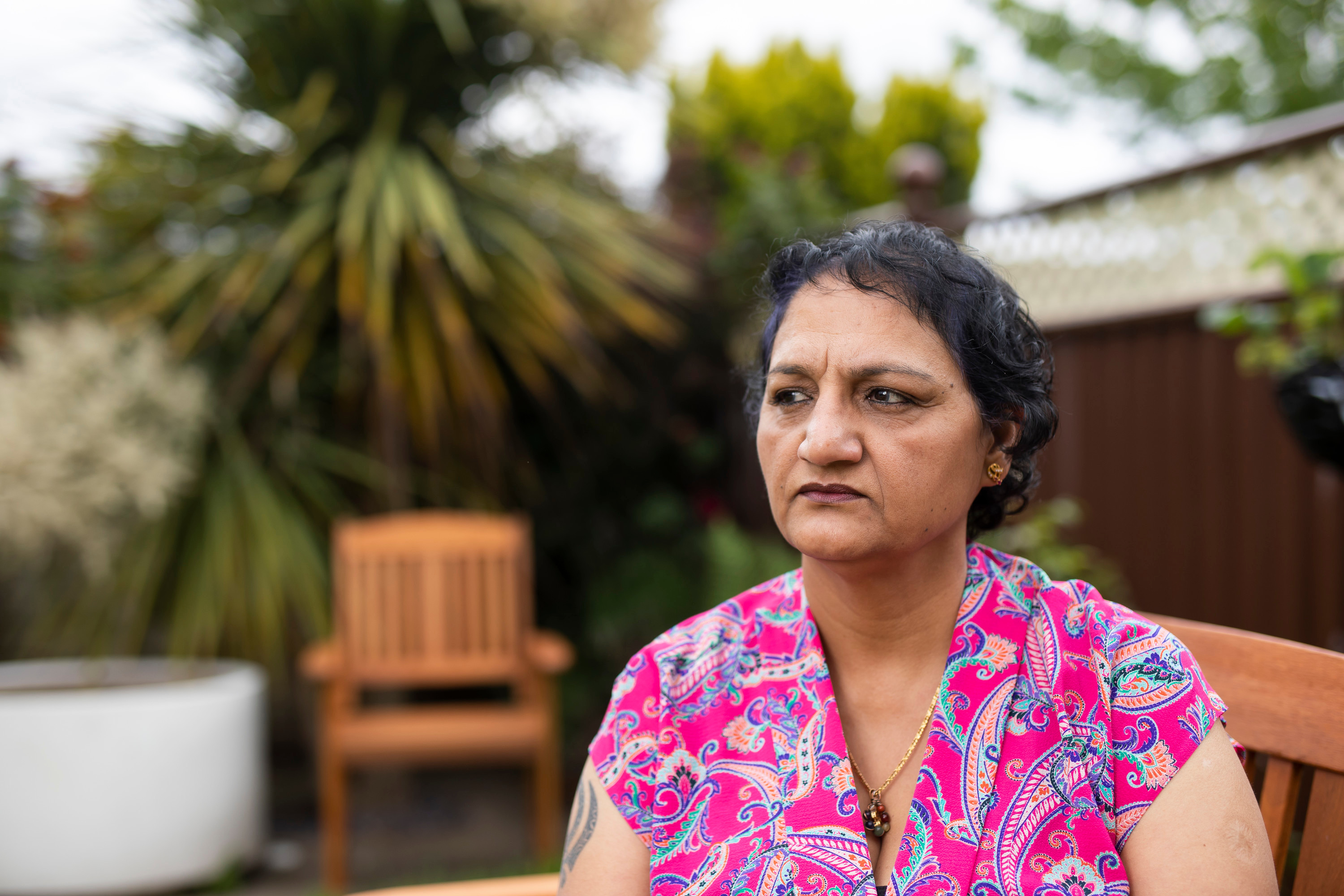 The 59-year-old is now cancer free but has to pay extra for insurance due to her previous illness