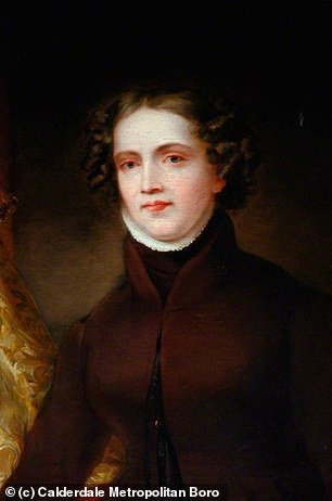 Similar arguments have been recorded being made from around this period — although such has been confined to the rarefied circles of characters like the poet Lord Byron and the philosopher Jeremy Bentham. Halifax landowner Anne Lister (pictured) wrote in her diary in 1823 that her lesbian attractions were both 'instinctive' and 'natural'