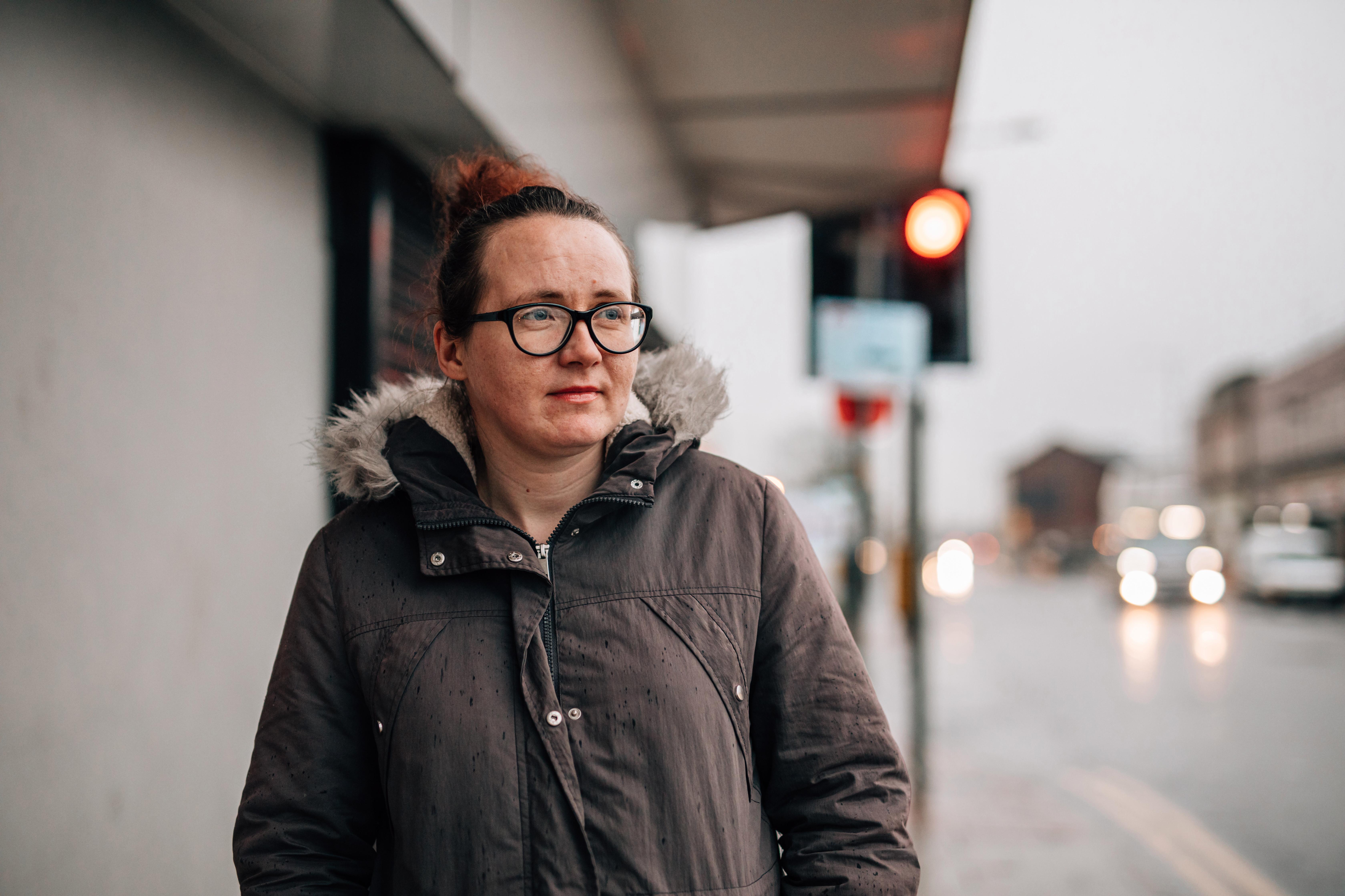 Paula, 34, has struggled to repay her Universal Credit advance