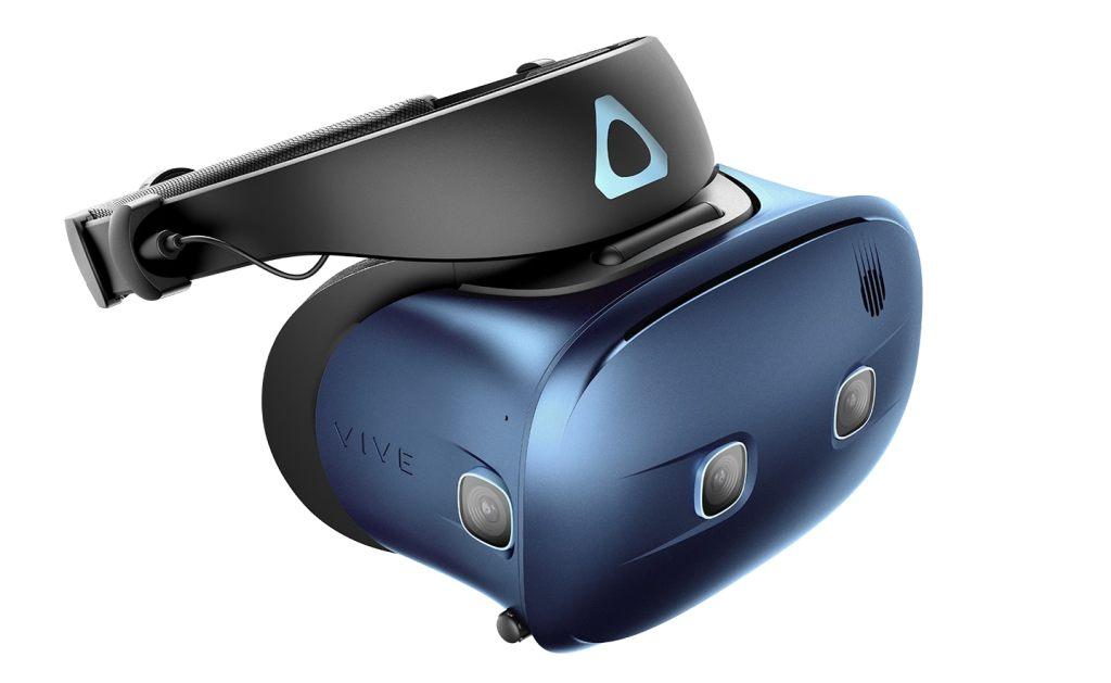 The Vive Cosmos Play will be a less expensive entry-level version of the $699 Cosmos VR headset.
