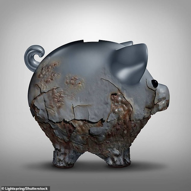 Those who don't consider the impact of inflation could see their nest egg wither away