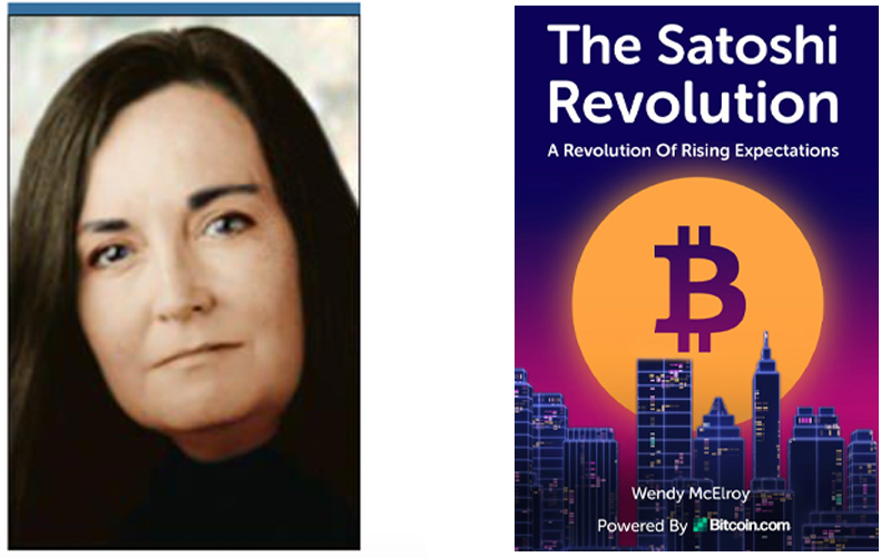 Wielding the Tools of Liberty: Exploring Wendy McElroy's Latest Book 'The Satoshi Revolution'