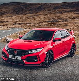 Honda's Civic Type R now boasts 316bhp