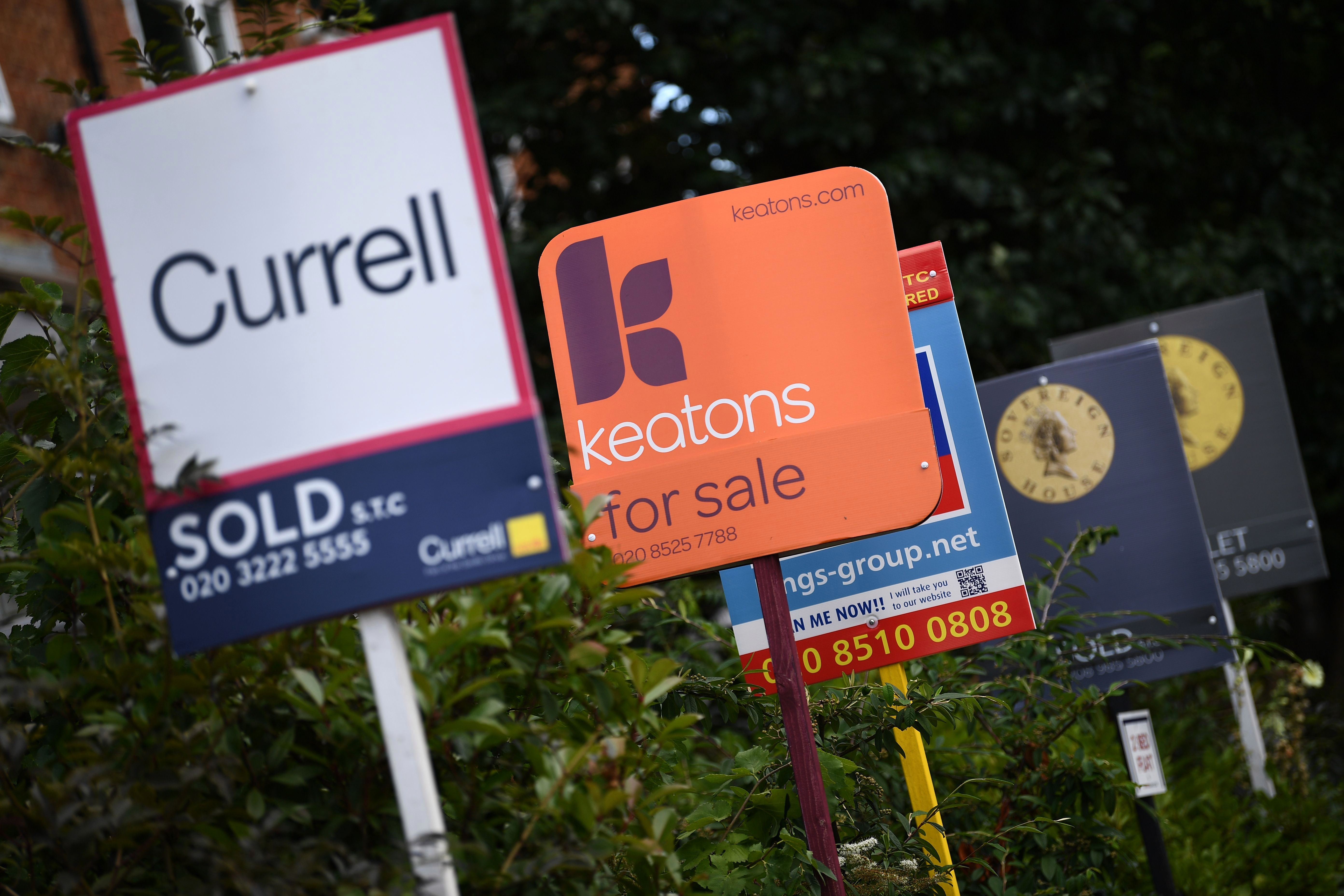 House prices have jumped again this month following Brexit