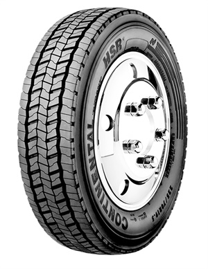The new Conti HSR+ is also available with a matching retread, the ContiTread HSR 16/32-inch all-position retread.