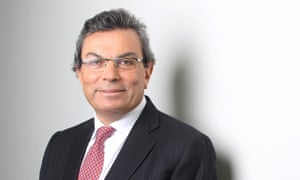 Ayman Asfari, CEO of Petrofac Ltd., pictured in 2015.