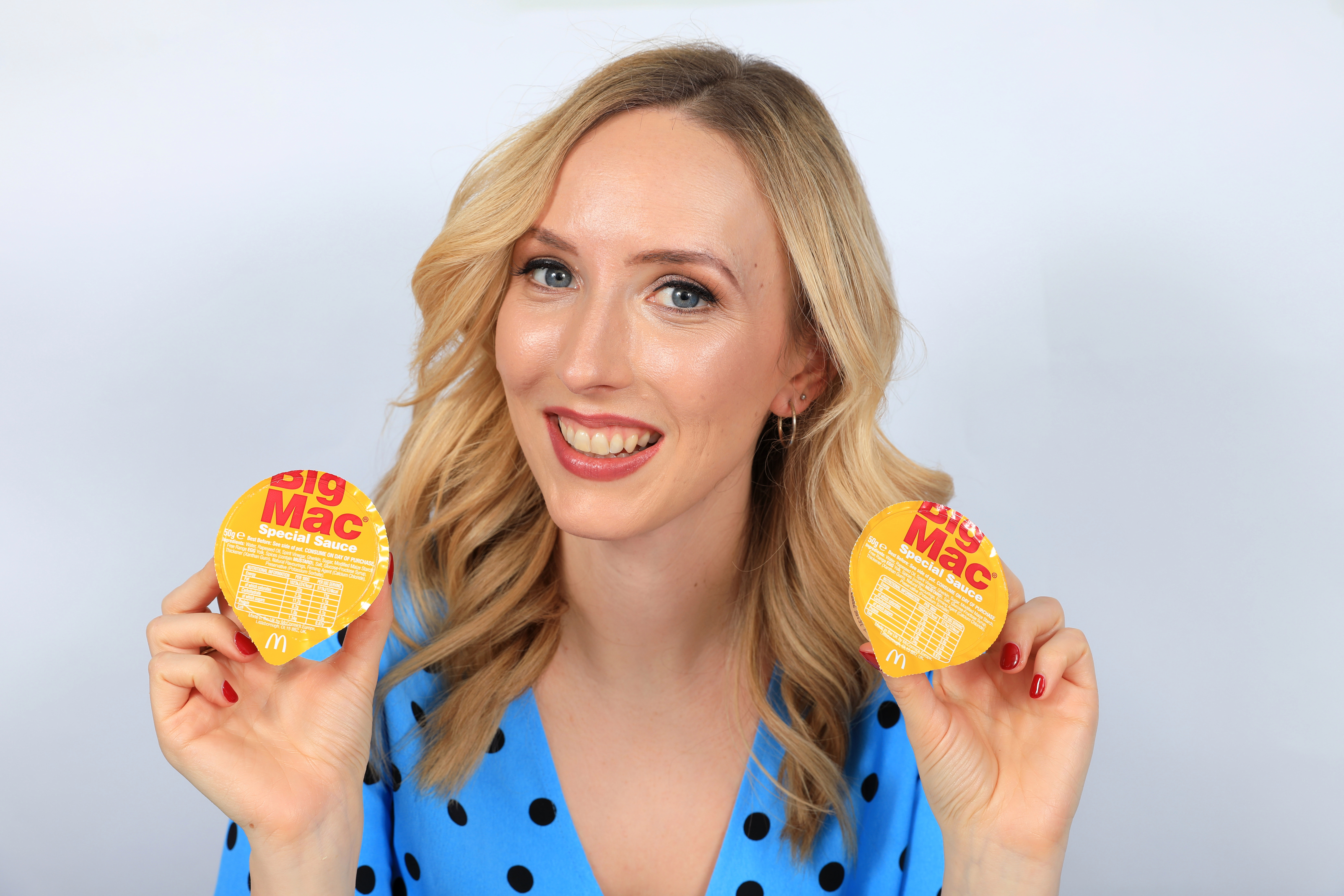 The Sun's Emma Pietras puts McDonald's Big Mac Special Sauce to the test with some of our favourite grub