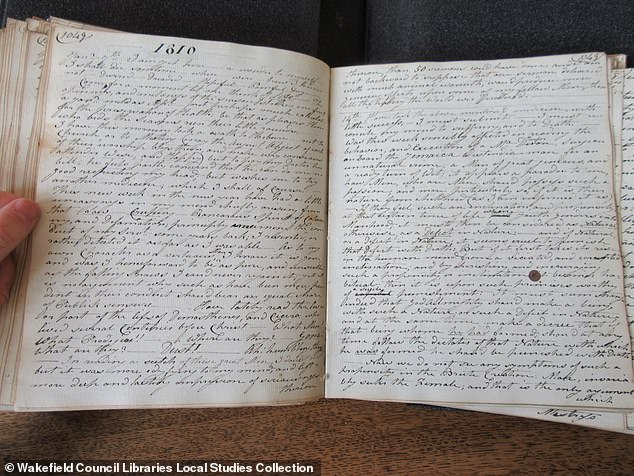 Public attitudes towards homosexuality during the Georgian era may have been more tolerant than was previously thought, the 210-year-old diary of a Yorkshire farmer reveals