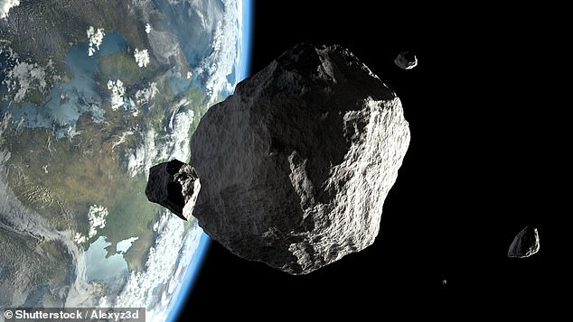 A computer algorithm from Leiden University in the Netherlands has spotted eleven asteroids that could eventually hit Earth and cause 'unprecedented devastation'