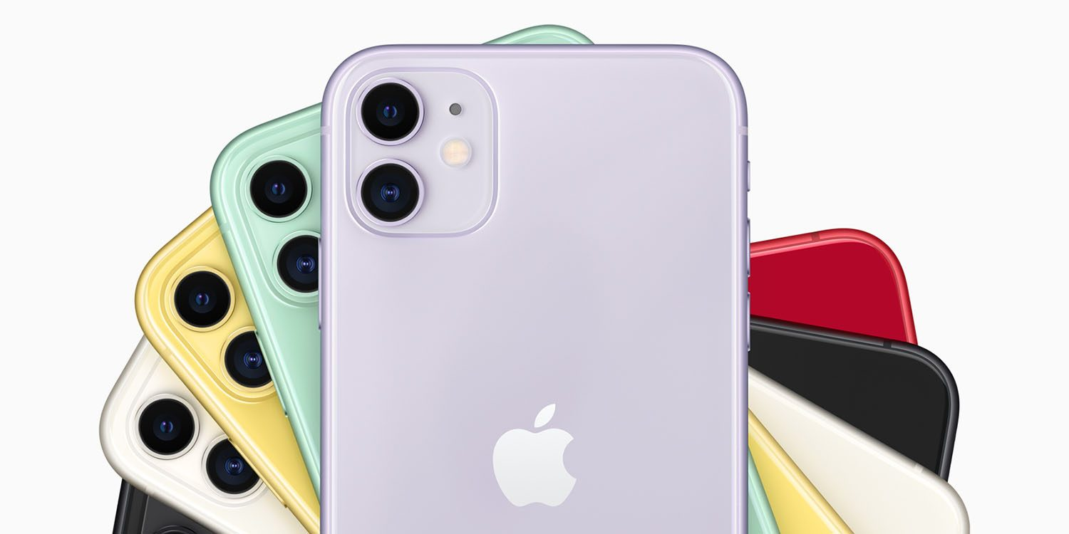iPhone 11 sees iOS market share up worldwide