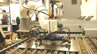 Automata robot