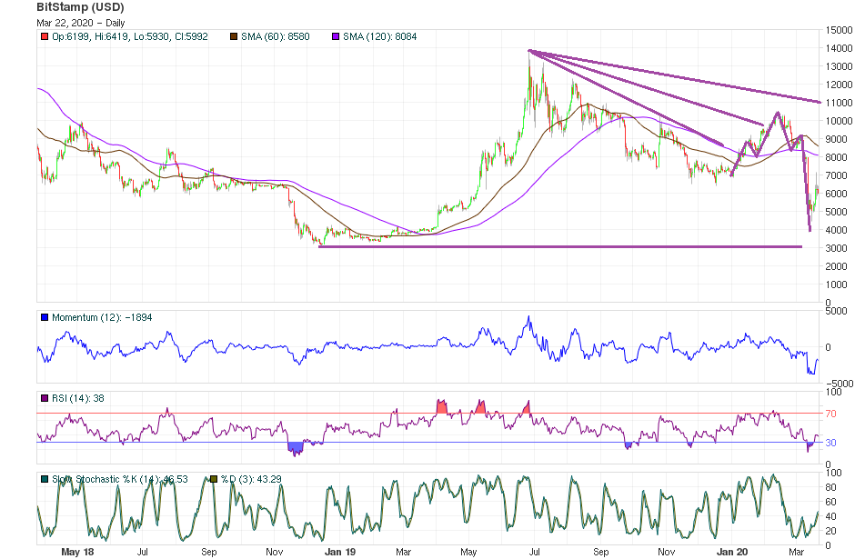 bitcoin march 22nd long