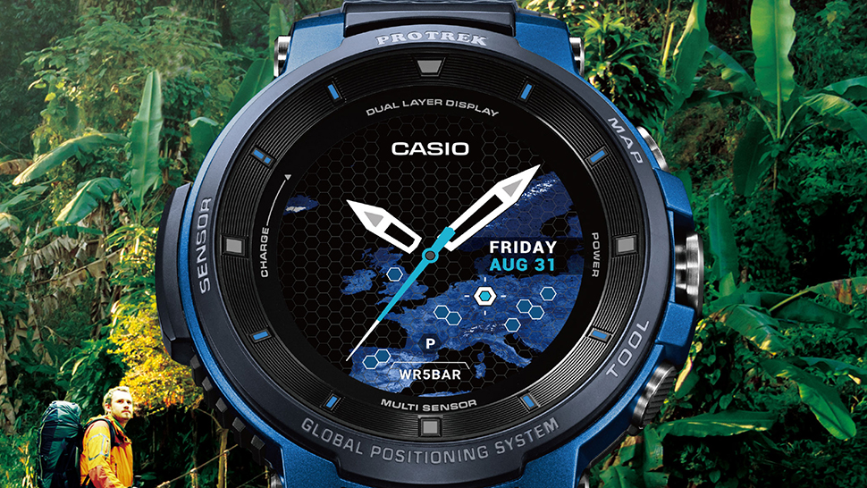 6 Best Casio Smartwatches For The Great Outdoors